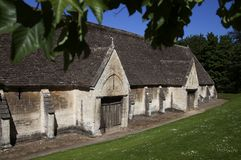 Tithe Barn Bradford-on-Avon. Wiltshire Stock Photos