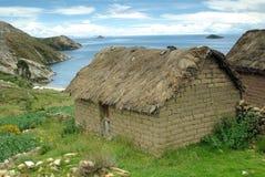 titicaca λιμνών της Βολιβίας στοκ εικόνα με δικαίωμα ελεύθερης χρήσης
