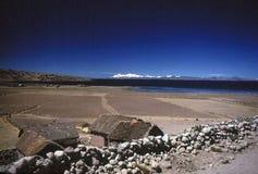 titicaca λιμνών Στοκ Φωτογραφία