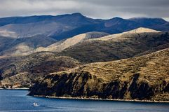Titicaca. Royalty Free Stock Images
