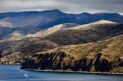 Titicaca. Lizenzfreie Stockbilder