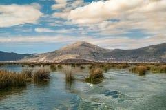 Titicaca стоковая фотография rf