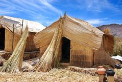 titicaca στοκ εικόνα με δικαίωμα ελεύθερης χρήσης