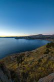 湖Titicaca 免版税库存图片