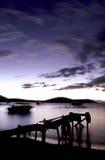 titicaca de lac de la Bolivie Images stock