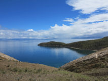 Titicaca lake, bolivia Stock Photo