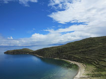 Titicaca lake, bolivia Stock Photos
