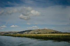 Titicaca Lake Royalty Free Stock Photo