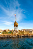 Titicaca Lake, Peru Royalty Free Stock Image