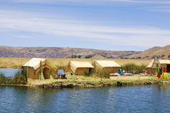 Titicaca Stock Photography