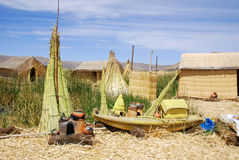 Titicaca Royalty Free Stock Photo