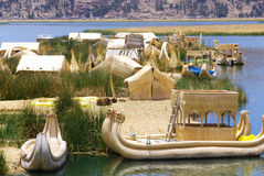 Titicaca Royalty Free Stock Photography