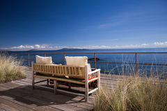 Titikaka озера Стоковые Изображения
