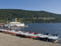 Titisee imagens de stock royalty free