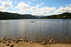 Titisee Royalty Free Stock Photo