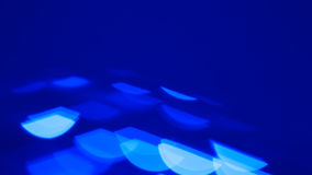 Title blue background backdrop stock footage