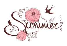 Title - Summer Stock Image