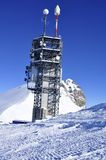 titlis обсерватории Стоковая Фотография