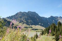 titlis engelberg Швейцарии Стоковое Фото