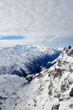 Titlis in Switzerland Alps Royalty Free Stock Photography