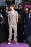 Tito Jackson, Justin Bieber, Michael Jackson Stock Photography