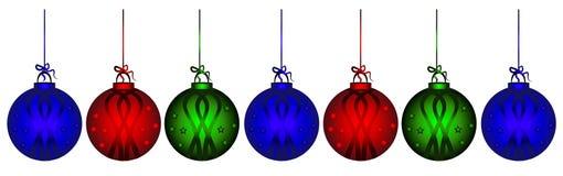 Titre de Noël Image libre de droits