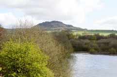 Tittesworth Resevoir in the peak district Royalty Free Stock Photos