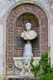 Titus Aelius Hadrianus Antoninus Augustus Pius Stock Photography