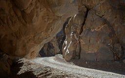 Titus Canyon. Death Valley, California, USA Royalty Free Stock Photos