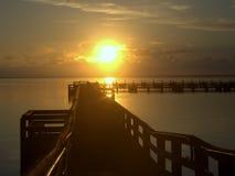 titusville восхода солнца Стоковое Фото