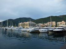 Tivat Fotos de Stock Royalty Free