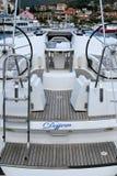 Tivat montenegro yachts Fotos de Stock Royalty Free