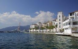 Tivat, Oporto Montenegro, Montenegro Fotografía de archivo libre de regalías