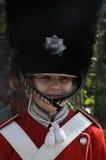 年轻TIVOLI卫兵 图库摄影