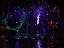 Tivoli庭院哥本哈根 库存照片