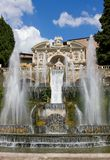 Tivoli. Fountains of Villa de Este Royalty Free Stock Photo