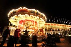 Tivoli Gardens, Copenhagen Stock Photography