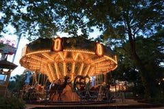 Tivoli Gardens, Copenhagen Royalty Free Stock Photo