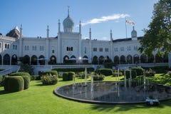 Tivoli Gardens, Copenhagen, Denmark Royalty Free Stock Photography