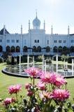 Tivoli Gardens, COPENHAGEN, DENMARK. Stock Photo