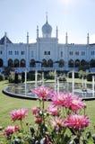 Tivoli Gardens, COPENHAGEN, DENMARK. Royalty Free Stock Image