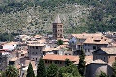 Tivoli, Italië stock foto's