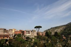Tivoli, Italie Images stock