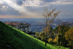 Tivoli, Italy royalty free stock photo