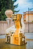 TIVOLI, LAZIO, ITALIË - Royalty-vrije Stock Foto's