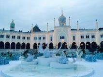 Tivoli park Royalty Free Stock Photo