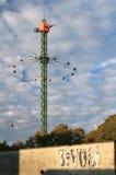 Tivoli park rozrywki w Kopenhaga obraz royalty free