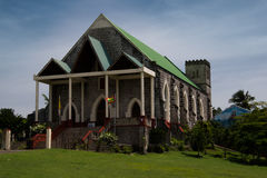 Tivoli-Römisch-katholische Kirche, Grenada Lizenzfreie Stockfotografie