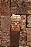 Tiwanaku Royalty Free Stock Photos