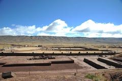 Tiwanaku Στοκ Εικόνες